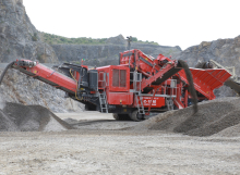 Terex Finlay C-1540 Dual Power