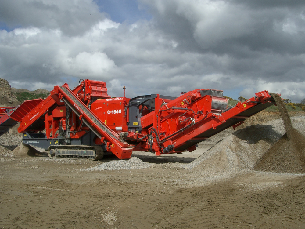 Terex Finlay C-1540RS