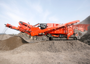 Terex Finlay I-100RS