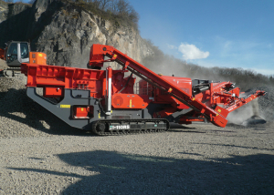 Terex Finlay I-110RS