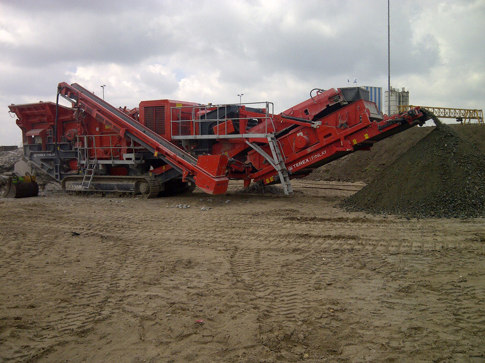 Terex Finlay I-130RS