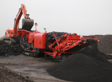 Terex Finlay J-1170AS