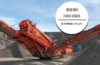 The new 684 3 Deck Screenfrom Terex Finlay (2)