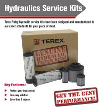 Hydraulic Filter Service Kit