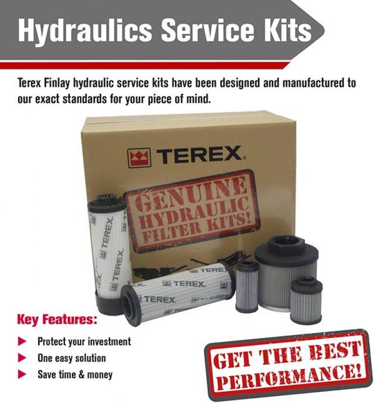 Hydraulic Filter Service Kit
