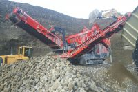 883+ Screener Terex Finlay