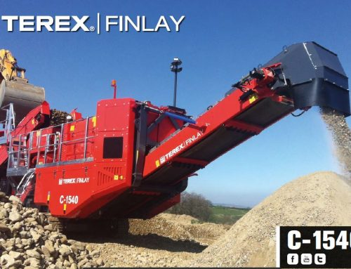 Terex Finlay leads the way in health and safety innovation