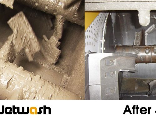 Jetwash takes centre stage at The UK Concrete Show