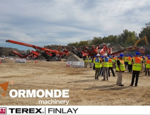 Terex Finlay impress in Baltimore!
